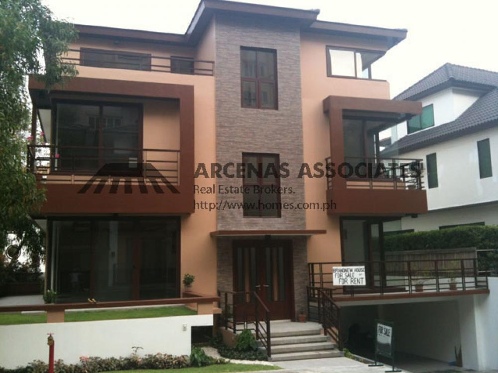 Brand new 2 storey home for sale in mckinley hills house for 2 storey house for sale