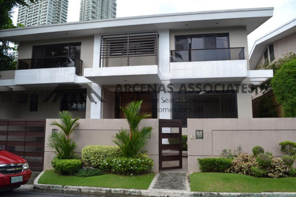 Modern Four Bedroom House House Lot For Rent Lease In San